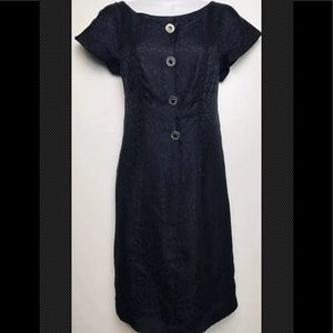 FROCK by TRACY REESE Dress Shift Lined Career